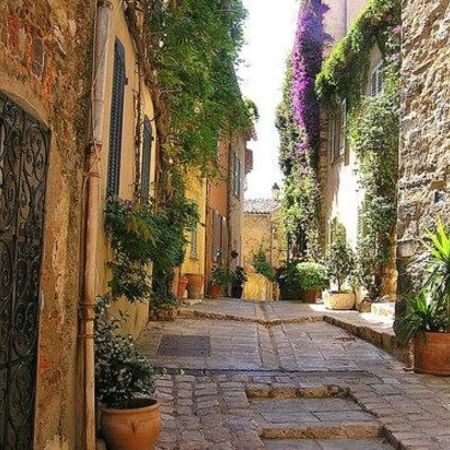 Streets of Grimaud