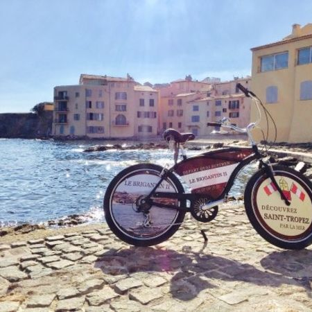 Bike Saint Tropez
